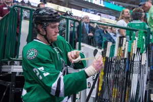 Brett Ritchie should become a full-time NHLer this season.(Jerome Miron-USA TODAY Sports)
