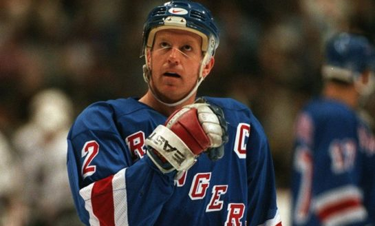 New York Rangers' Top-20 All-Time Goal Scorers