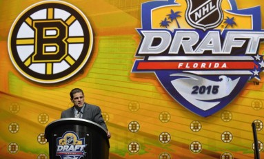 Boston Bruins Select Trent Frederic 29th Overall