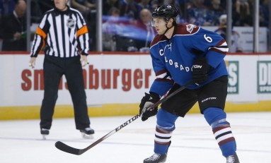 Erik Johnson: Colorado's Last Bit of Unfinished Business