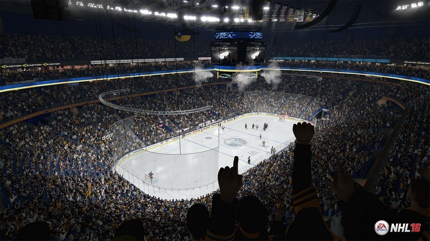 EA Sports NHL Coming Back to PC?