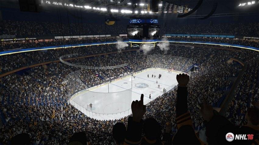NHL 16 Sabres
