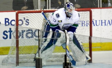 The Nuck Stops Here: Blue Line, Jacob Markstrom