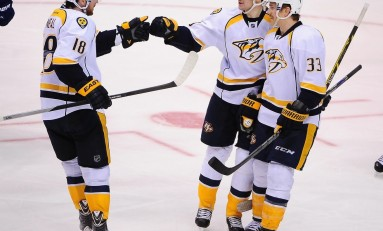 Recap: Predators Outlast the Jets in Overtime