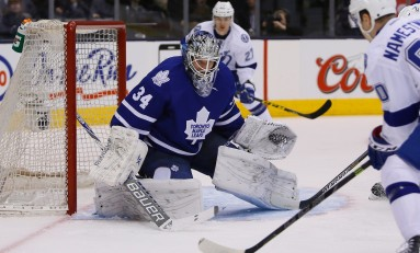 What Will the Maple Leafs Do about James Reimer?