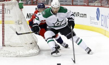 Jason Demers Visits Edmonton, Tours City and New Arena