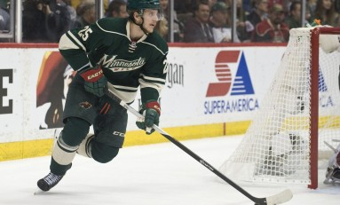 2017-18 Wild Plagued With Injuries