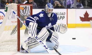 Ducks Take a Gamble on Jonathan Bernier