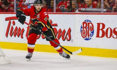 Dallas Stars Acquire Kris Russell From Flames