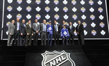 Maple Leafs Rebuild Ahead of Schedule