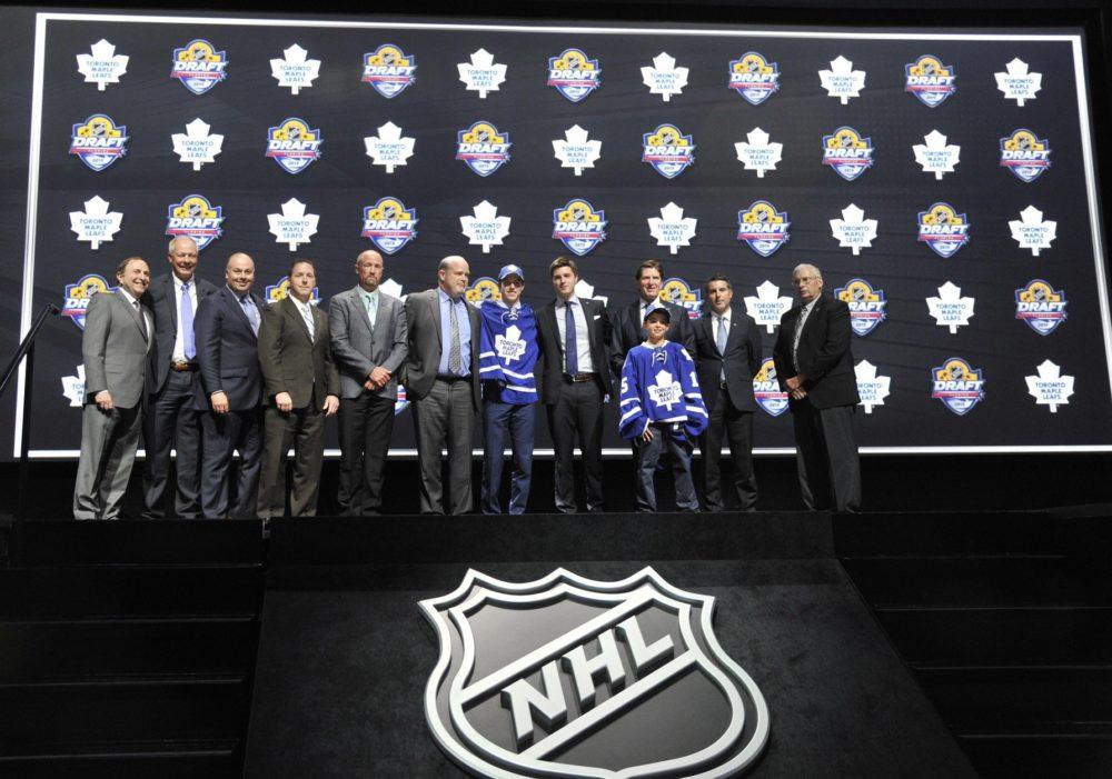 Mitch Marner, Maple Leafs, NHL