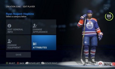 Decision on Features in NHL 16