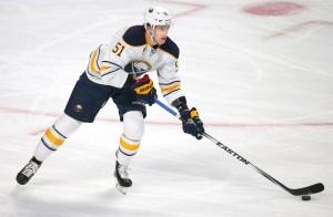 Nikita Zadorov will join the Avalanche this season (Jean-Yves Ahern-USA TODAY Sports)