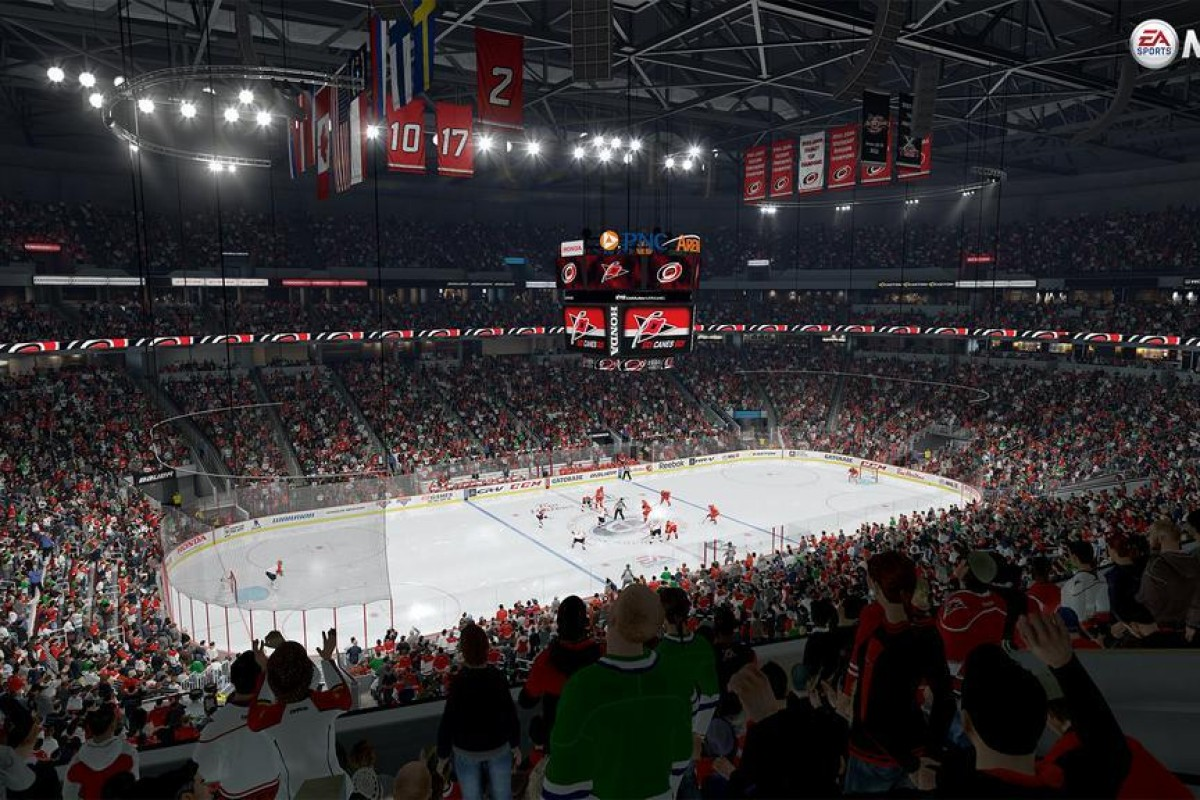 Presentation Improvements in NHL 16