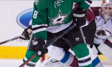 Weekly Fantasy Roundup - Patrick Eaves Shines Bright in Dallas