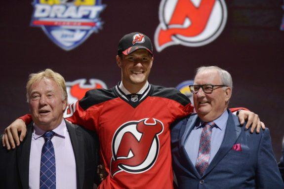 Pavel Zacha, New Jersey Devils, NHL