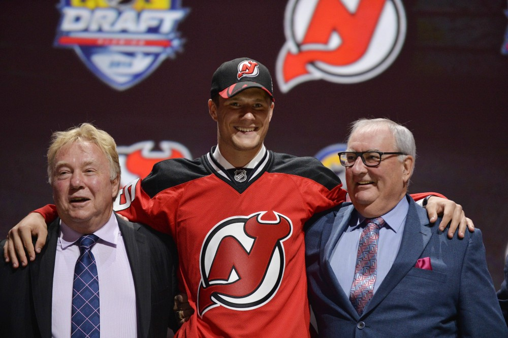 Pavel Zacha, New Jersey Devils, NHL