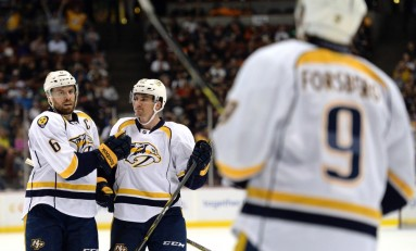 Nashville Predators Penalty Kill is Feeling Ill