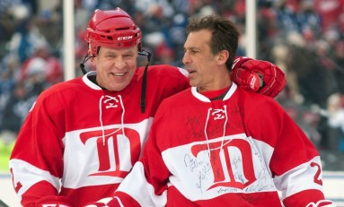 The Detroit Red Wings Alumni Dream Team: Defense and Goalies