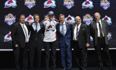 Avalanche Sign 2015 Draft Pick Mikko Rantanen