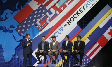 NHL and NHLPA Announce World Cup Fan Village