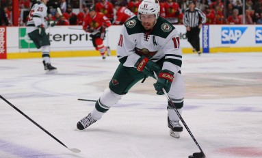 Wild Watch: Zach Parise