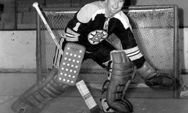 50 Years Ago in Hockey: 65-66 Goalie Preview - Boston Bruins