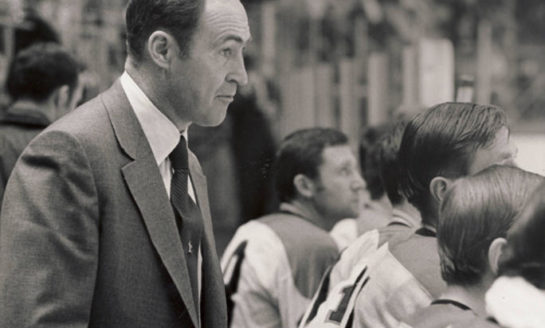 Penguins' Stanley Cup Dreams Started With Red Kelly