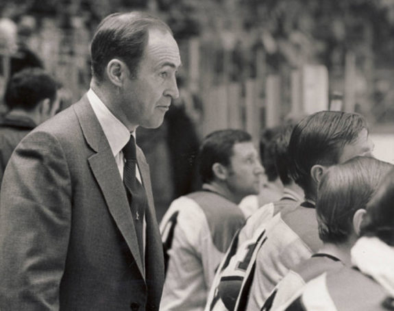 Red Kelly, Coach