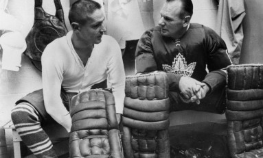Terry Sawchuk - How the Maple Leafs Snagged the Hall of Fame Goalie