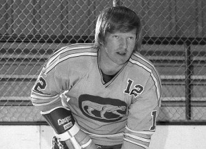 Pat Stapleton, with the Chicago Cougars.