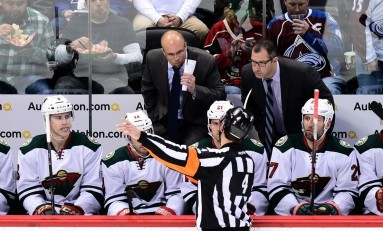 Wild Asst Coach Darryl Sydor Arrested on Drunk Driving Charges