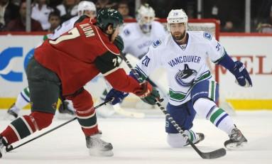 Wild's Jonathon Blum Headed to KHL