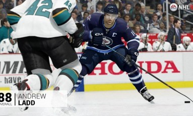 NHL 16 Player Ratings: Left Wings