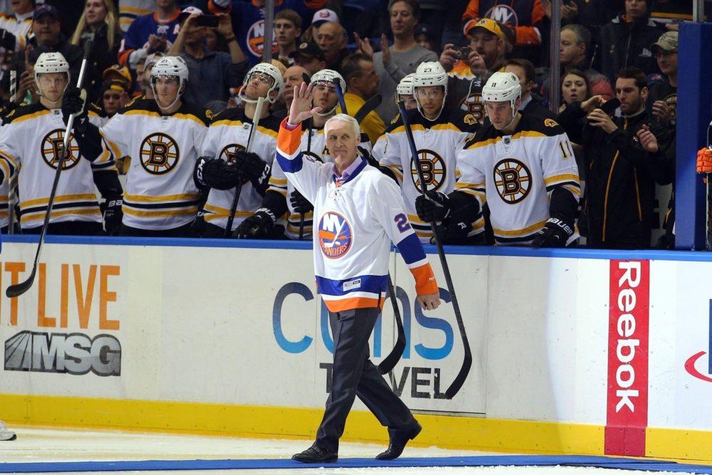 Mike Bossy, New York Islanders, NHL, 1983 Stanley Cup, Hockey
