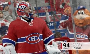 NHL 16 Player Ratings: Goaltenders
