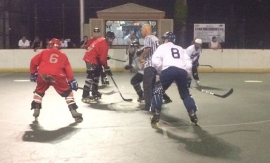 Roller Hockey Maintains a Foothold in NYC