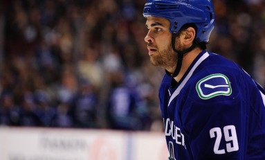 Canucks Top 4th-Line Heroes: #10 Through #6