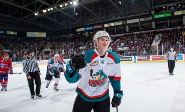 Kelowna Rockets Passing Torch to Top Draft Prospects