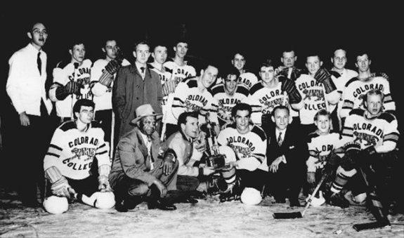 1949-50 Colorado College Tigers