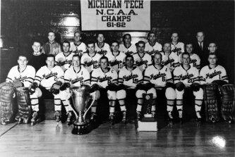 1961-62 Michigan Tech Huskies