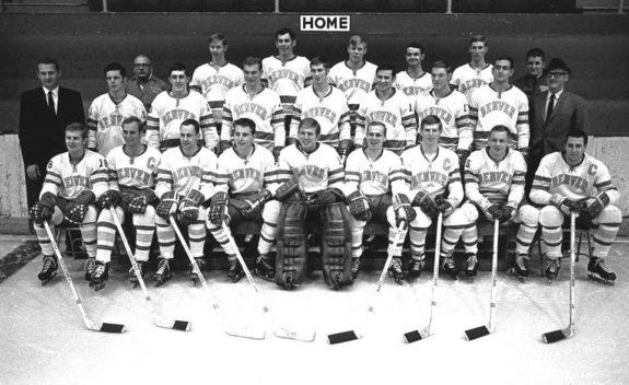 1968-69 Denver Pioneers