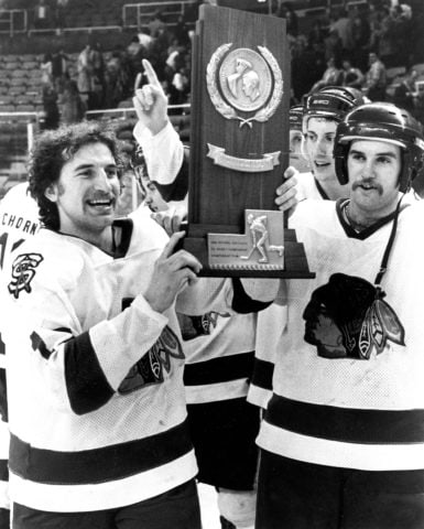 1980 National Champion Fighting Sioux