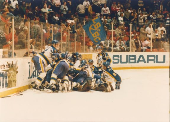 1988 LSSU Winning Goal