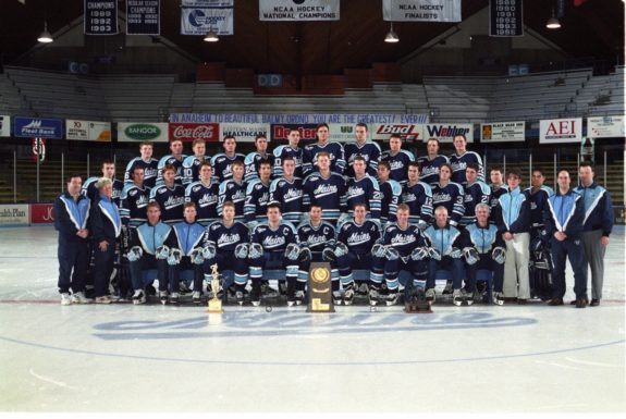 1998-99 Maine Black Bears
