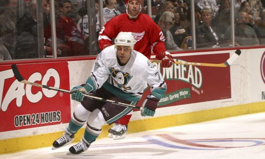 Countdown to Puck Drop – Day 77 – Mighty Oates Joins the Mighty Ducks