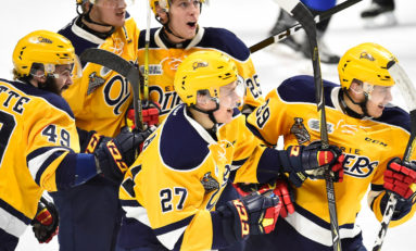 Eerie Feeling Around Erie Otters