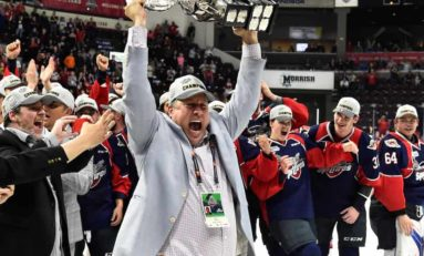 Barrie Colts Hire 3-Time Memorial Cup Champion