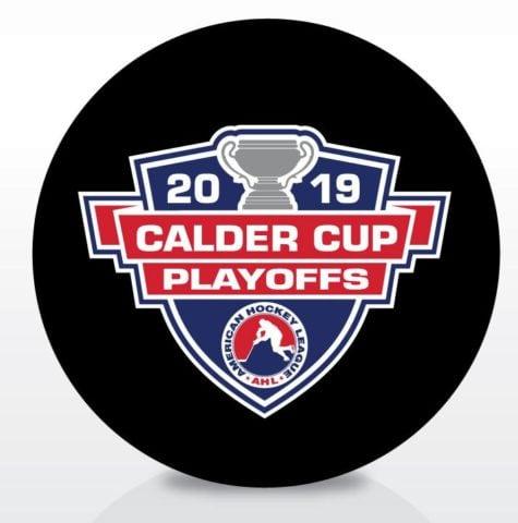 2019 Calder Cup logo