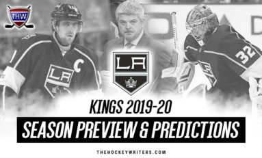 Los Angeles Kings 2019-20 Season Preview & Predictions